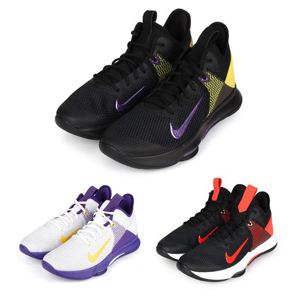 NIKE LEBRON WITNESS IV EP 限量-男籃球鞋(免運 高筒≡體院≡ CD0188