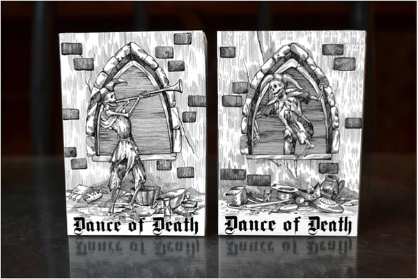 【USPCC撲克】Dance of Death Playing Cards S103049709