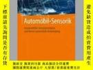 二手書博民逛書店罕見Automobil-SensorikY405706 Thomas Tille ISBN:97836624