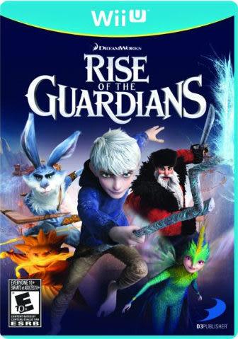 WiiU Rise of the Guardians: The Video Game 捍衛聯盟(美版代購)