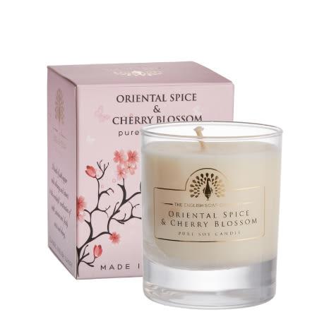 四平二月 4p2m 香氛蠟燭 東方香料櫻花