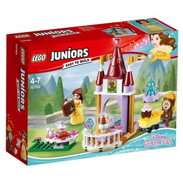 LEGO 樂高 JUNIORS 系列 美女與野獸 Belle's Story Time 10762