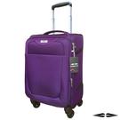 20吋 經典旅行箱 (紫)...