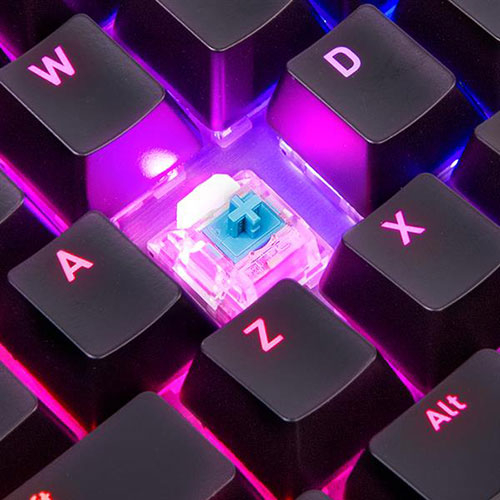 Thermaltake 曜越 海王星 RGB 青軸 電競鍵盤 機械式鍵盤 EKB-MER-TBSRTC-01