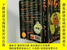 二手書博民逛書店Mr罕見Gum and the Secret Hideout:古姆先生和秘密藏身處.Y200392