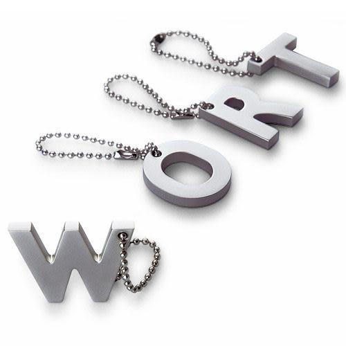 《PHILIPPI》My Letter 鑰匙圈