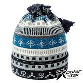【PolarStar】兩用造型保暖帽/圍脖『黑』P17618 羊毛帽 針織帽 毛帽 毛線帽 帽子 圍脖 圍巾
