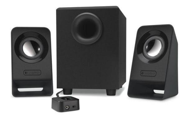 全新 Logitech羅技 Z213 多媒體喇叭 2.1聲道音箱 低音飽滿 便利控制
