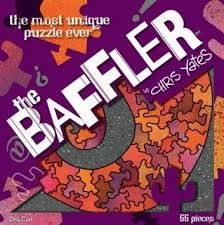 【KANGA GAMES】拼圖 The Baffler - Drip Curl  66片