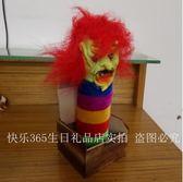 萬圣節生日禮物惡搞整人嚇人玩具恐怖木盒【南風小舖】