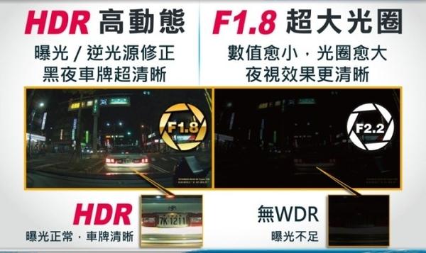 ◤福利品,保固7天◢Trywin WD6 雲端無線監控全方位行車記錄器
