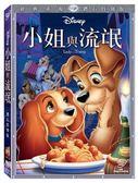 迪士尼動畫系列限期特賣 小姐與流氓 鑽石版 DVD (購潮8)