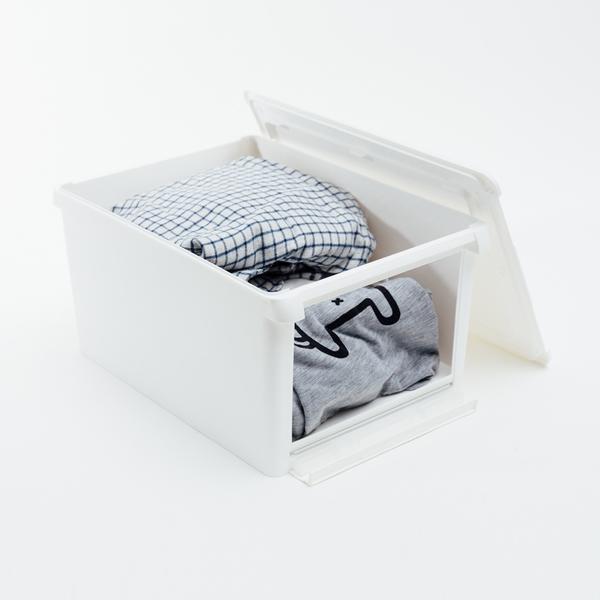 樹德 透明收納箱 收納 置物盒 收納盒 塑膠櫃 收納櫃【R0115】小屋子整理箱 MIT台灣製 完美主義
