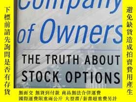 二手書博民逛書店In罕見the Company of Owners: The Truth About Stock Options
