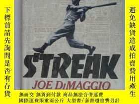 二手書博民逛書店STREAK(條紋英文版)罕見1988年16開精裝Y3119 M