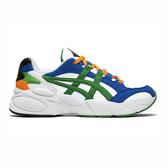 Asics GEL-BND [1021A145-100] 男鞋 休閒 老爹鞋 潮流 穿搭 復古 情侶 舒適 亞瑟士 白綠