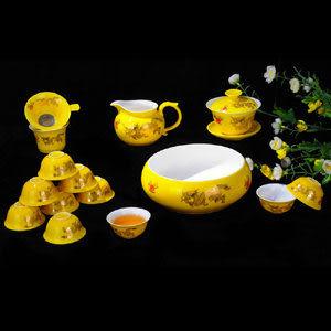 高檔婚慶金龍 茶洗