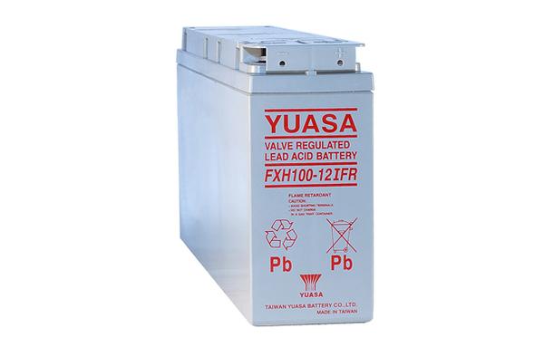 YUASA FXH100-12IFR 閥調式鉛酸蓄電池★全館免運費★『電力中心-Yahoo!館』