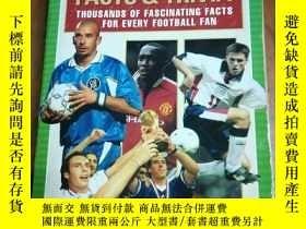 二手書博民逛書店Soccer罕見(Facts Trivia)足球(事實瑣事)(插