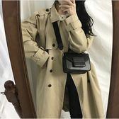 包包女2018夏新款韓國ins超火氣質百搭小方包chic時尚單肩斜跨包  西城故事