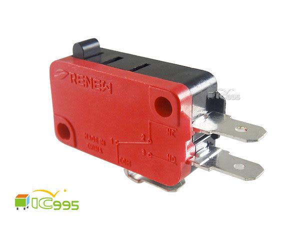 (ic995) RENEW 觸動開關 RV-16-1C25型 壹包1入