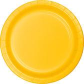 9吋圓盤20入-日光黃