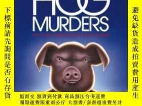 二手書博民逛書店The罕見Hog MurdersY364682 William L. Deandrea Internation