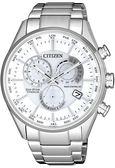 【分期0利率】星辰錶 CITIZEN 電波錶 藍寶石水晶鏡面 41.5mm 原廠公司貨 CB5020-87A 鈦金屬
