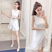 小禮服 女氣質名媛新款夏季派對聚會小禮服裙短款修身顯瘦LJ7945『科炫3C』