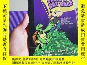 二手書博民逛書店Rich罕見Dad s Escape From The Rat