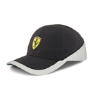 Puma Ferrari 黑色 帽子 運動帽 老帽 遮陽帽 六分割帽 經典棒球帽 運動帽 02320002