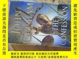二手書博民逛書店c0008精裝the罕見confession19636 John