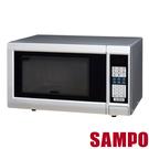 ◤A級福利品‧數量有限◢ SAMPO 聲寶 25公升微電腦觸控微波爐 RE-N525TM