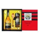 雙喜醋蜜禮盒-台灣龍眼蜂蜜425g(1瓶)+蜂蜜醋600ml(1瓶),特惠88折【養蜂人家】