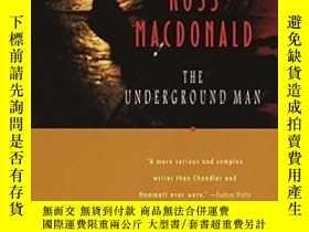 二手書博民逛書店The罕見Underground Man (vintage Crime black Lizard)Y25626