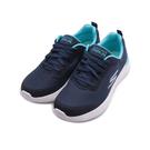 SKECHERS 慢跑系列 GO RUN 400 V2 綁帶運動鞋 藍 128000NVBL 女鞋