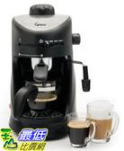 [美國直購 ShopUSA] 咖啡機 新款全新 Capresso 303.01 Mini-S 4-Cup Safety Espresso/Cappuccino