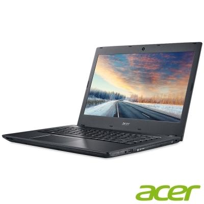 acer TMP249-G2-M-77MX 14吋商用筆電(i5-7500U/128G+500G)