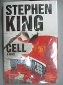 【書寶二手書T1/原文書_ZJM】Cell: A Novel (Hardcover)_Stephen King