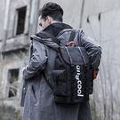 後背包 男韓版大容量機能防水旅行雙肩兩用包【Ann梨花安】