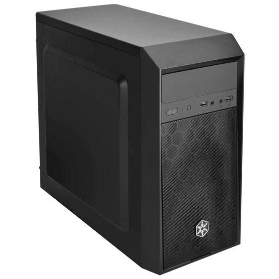 SilverStone 銀欣 SST-PS16B M-ATX 電腦機殼 SST-PS16