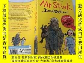 二手書博民逛書店Mr罕見Stink:臭先生Y200392