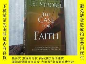 二手書博民逛書店THE罕見CASE FOR FAITH 32開【內頁乾淨】Y10