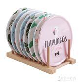 卡通彩盒裝美耐瓷隔熱餐墊8個裝 鍋墊隔熱墊密胺墊餐桌防燙墊子 東京衣秀