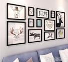 客廳簡約現代歐式裝飾畫沙發背景牆餐廳掛畫組合創意牆上牆壁牆畫QM 依凡卡時尚