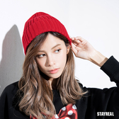 STAYREAL COLOR LIFE百搭毛帽