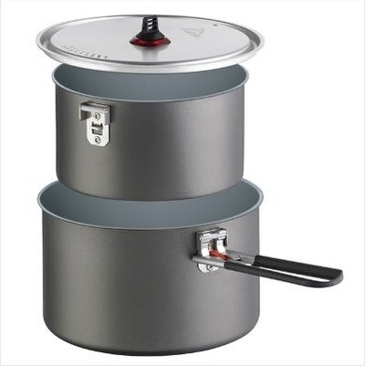 [好也戶外]MSR Ceramic陶瓷硬鋁不沾鍋組1.5L+2.5L
