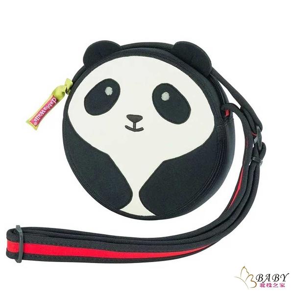 兒童側背小圓包 1歲以上 輕便外出 國寶小貓熊 (嬰幼兒/寶寶/小孩/小朋友/孩童)