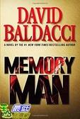 [104美國直購] 2015 美國暢銷書排行榜 Memory Man (Amos Decker series).