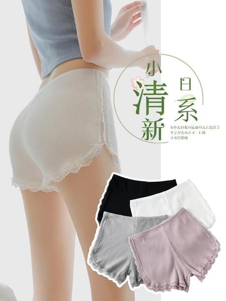 安全褲 防走光內搭短褲女 夏天蕾絲可內外穿三分保險短褲